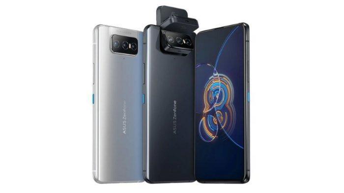 Cek Perbedaan Harga dan Spesifikasi Zenfone 8 serta Zenfone 8 Flip, Sudah Mendukung Konektivitas 5G