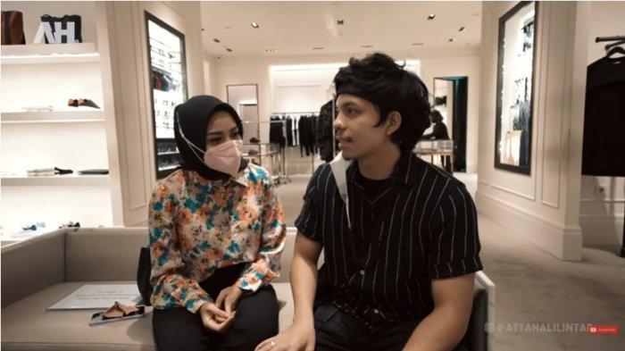 Atta Halilintar Tercengang Lihat Belanjaan Istri, Aurel Hermansyah: Bukan buat Bulanan, Ini Harian