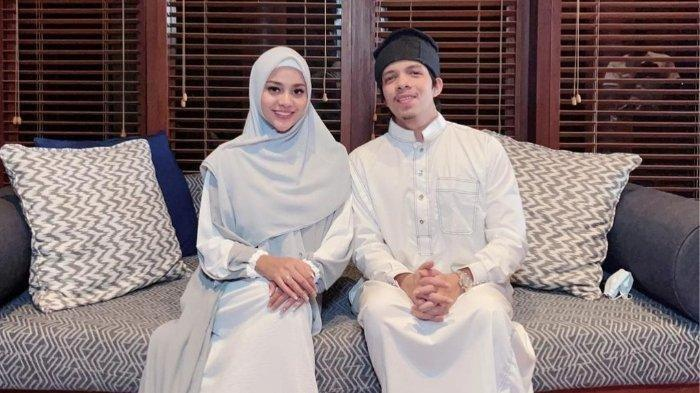 Atta Halilintar dan Aurel Hermansyah jalani puasa pertama sebagai suami istri