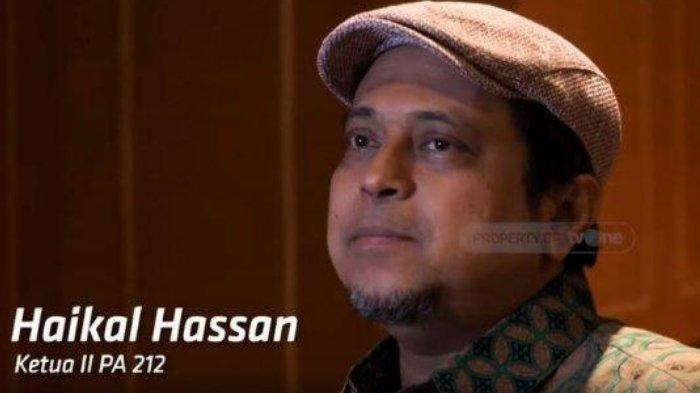 Babe Haikal Hassan mengakui tidak kecewa dengan langkah Prabowo masuk ke dalam Kabinet Jokowi, Senin (27/4/2020).