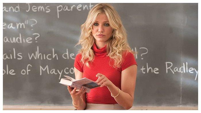Sinopsis Film Bad Teacher (2011), Cameron Diaz Menjadi Guru yang Sangat Buruk Tayang di Netflix