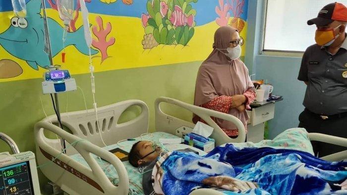 Meninggal Dunia, Bocah Viral yang Lantunkan Ayat Alquran saat Sakit Ternyata Idap Tumor Ginjal