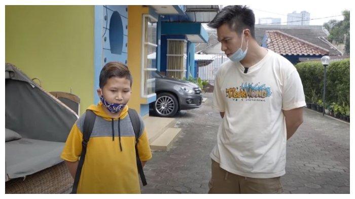 Baim Wong Geram saat Tahu Kenakalan Gilang Bocah yang Ditolongnya: Malu Sama Penonton, Kacau