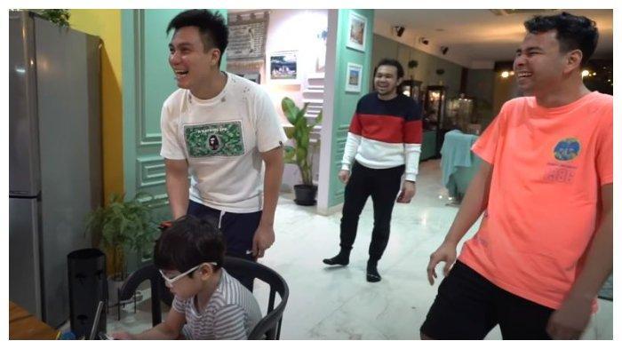 Uangnya Ditolak oleh Rafathar, Baim Wong Justru Beri Pujian: Pinter Ajarannya, Antik Nih Anak