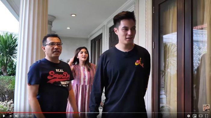 Bakal Beli Rumah Mewah Anang dan Ashanty, Baim Wong Malah Ogah Tanya Harga: Belakangan Ya, Ngeri