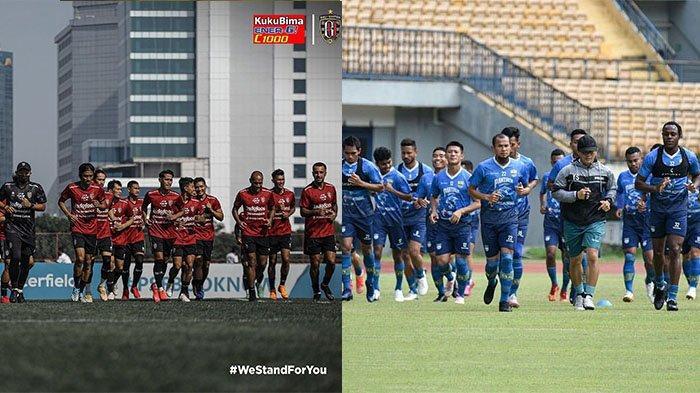Kabar Gembira, Persib Bandung Tambah Amunisi Jelang Vs Bali United, Ada yang Berpotensi Ganti Nick