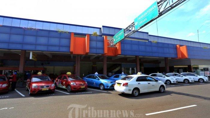 taksi di Bandara Halim Perdanakusuma