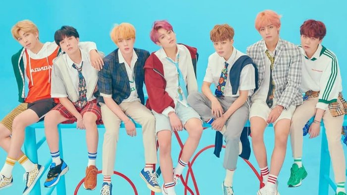 Lirik Lagu DNA - BTS dan Artinya, Video Klipnya Pecahkan Rekor Pertama di Korea