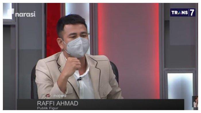 Divaksin Bareng Jokowi, Ini Respons Raffi Ahmad Disebut Diendorse Pemerintah: Bodoh Amat, Itu Sirik