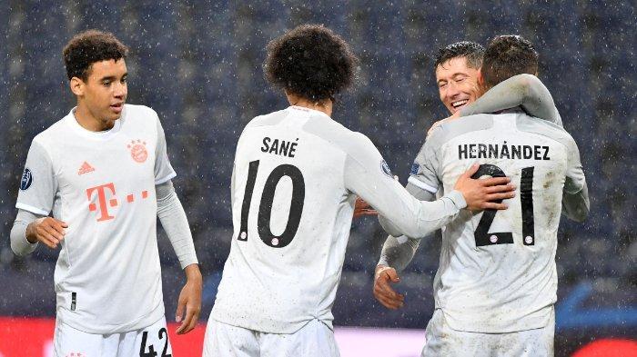 Hasil Lengkap Liga Champions Tadi Malam: Real Madrid dan Bayern Munchen Menang, Liverpool Pesta Gol