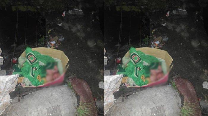 Warga Kotim Digegerkan dengan Penemuan Bayi Kembar di Dekat Tumpukan Sampah, Ini Kondisinya