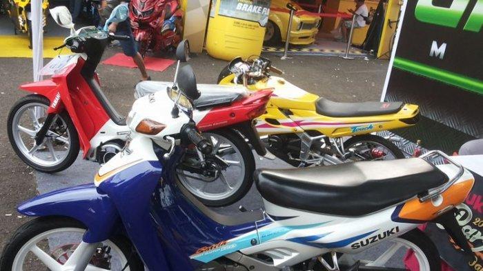 Motor Bebek 2-tak yang Kini Jadi Incaran Para Kolektor, Harga Tertinggi Capai Rp 25 Juta