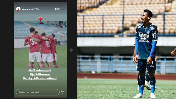 Unggah Foto Berseragam Timnas, Gelandang Lincah Persib Bandung Ungkap Kerinduan pada 3 Rekannya