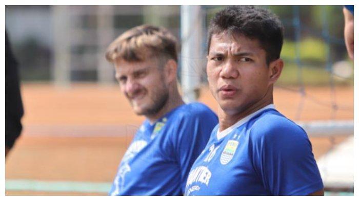 Torehan Gol Achmad Jufriyanto Bersama Persib Bandung di Liga 1 2017, hingga Jebol Gawang Persija