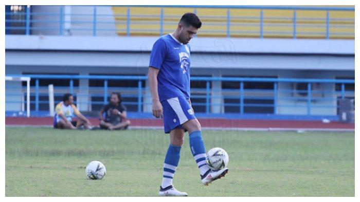 Bek Persib Bandung, Fabiano Beltrame bergabung dengan Persib Bandung B
