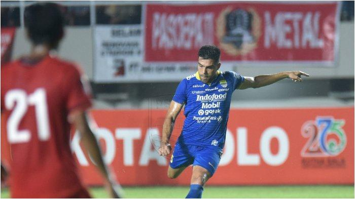 Akhiri Kontrak dengan PSS Sleman, Eks Persib Bandung Fabiano Beltrame Dituntut Ganti Rugi