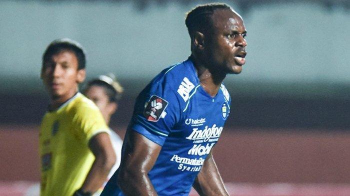 Victor Igbonefo Ungkap Target bersama Persib di Liga 1 2021: Sama seperti Musim Lalu sebelum Pandemi