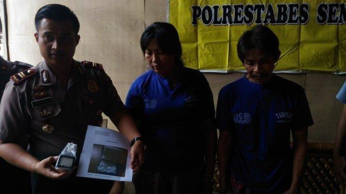 Suami Istri Ditangkap Karena Dugaan Jual Berlian Palsu, Polisi ke Pegadaian untuk Cek Keasliannya