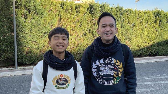Ruben Onsu Ceritakan Kegaduhan saat Angkat Betrand Peto Jadi Anak: Apaan Sih Ini Gue Mau Nolong
