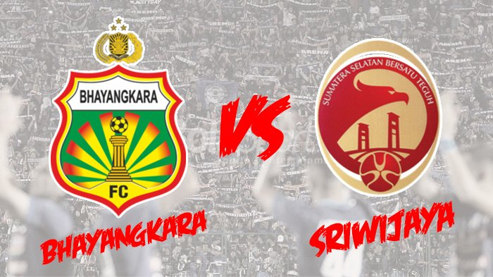 Link Live Streaming Bhayangkara FC Vs Sriwijaya FC - Kepincangan Tim akan Sulitkan Laskar Wong Kito