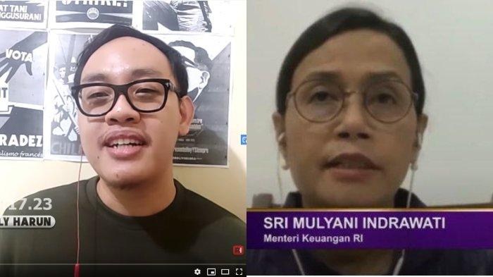 Ngaku Kasihan pada Sri Mulyani, Bhima Yudhistira Sindir Politisi di Kabinet: Kayak Berjuang Sendiri