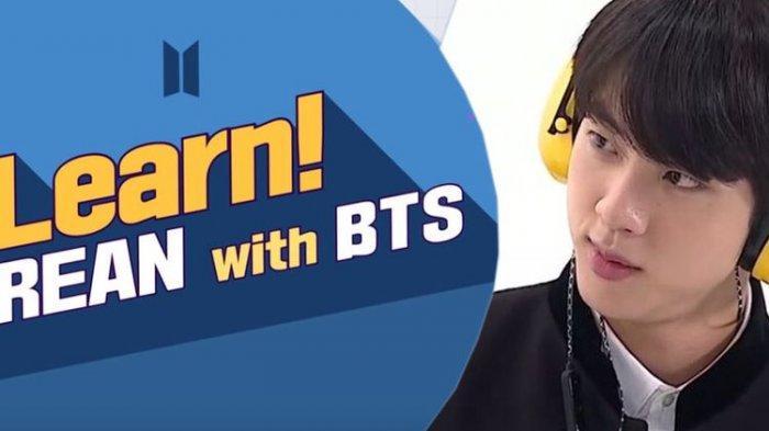 BTS Ajak Penggemar Belajar Bahasa Korea Bersama, Ini Jadwal Rilis Aplikasi 'Learn! Korean With BTS'