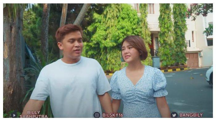 Billy Syahputra dan Amanda Manopo, Selasa (15/9/2020). Billy minta izin pada Amanda untuk menjual mobilnya.