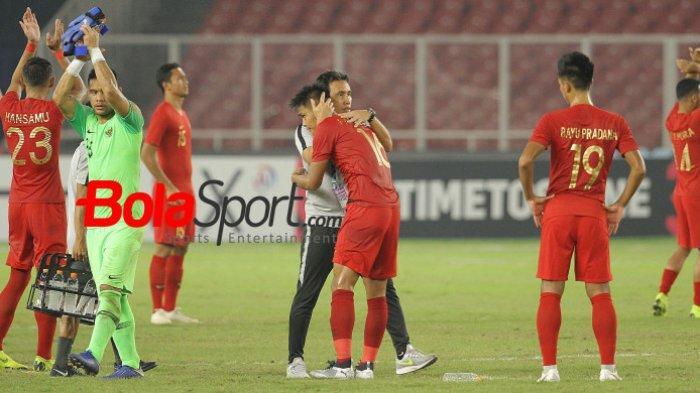 Dipastikan Gugur dari Piala AFF, Pemain Timnas Indonesia Menangis usai Nobar Thailand vs Filipina