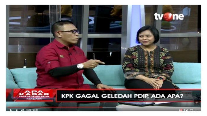Tak Terima KPK Datangi Kantor PDIP soal Suap PAW, Masinton Pasaribu Singgung Geng-gengan di KPK