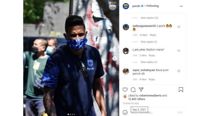 Bobotoh komentari dan berharap Persib Bandung bisa meraih poin penuh pada laga perdana Liga 1 2021.