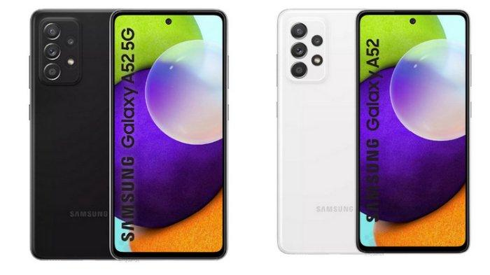 Dilengkapi Baterai Kapasitas 4500 mAh, Simak Harga Samsung Galaxy A52 di Akhir Mei 2021