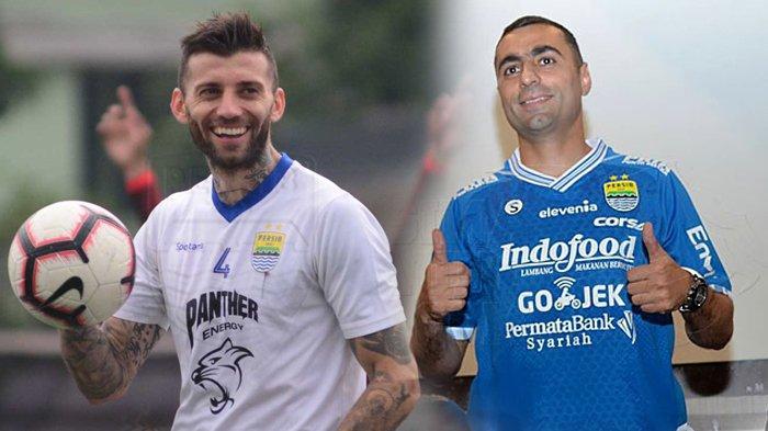 Pemain Persib Bandung Artur Gevorkyan Yakin Adaptasinya Berjalan Cepat: Bojan Banyak Tolong Saya