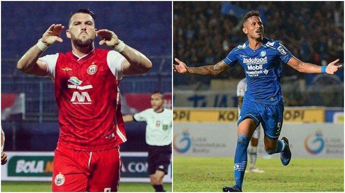 Prediksi Leg Kedua Semifinal Piala Menpora 2021, Menanti Persib Bandung Vs Persija Jakarta di Final