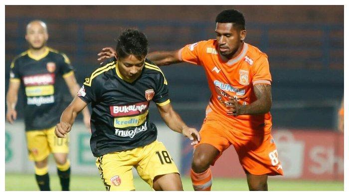 Ditahan Imbang Badak Lampung FC, Mario Gomez Kecewa dan Siapkan Evaluasi untuk Pemain Borneo FC