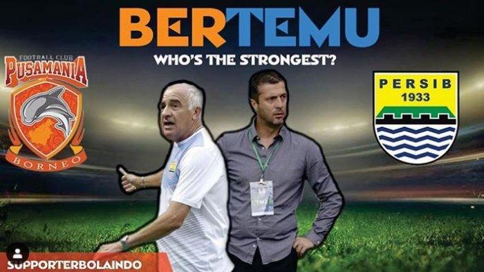 Borneo FC Vs Persib Bandung: Bertemu Mario Gomez, Miljan Radovic Tegaskan Bukan Dia yang Berduel