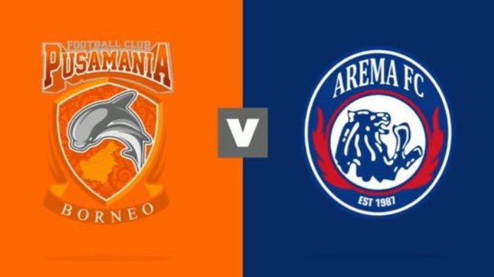 Live Streaming Liga 1 Indonesia, Borneo Vs Arema FC Pukul 18.30 WIB