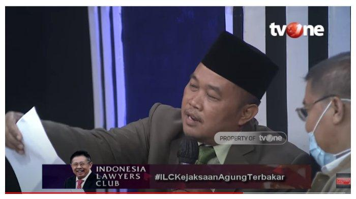 Di ILC, Boyamin Jawab Rasa Penasaran Karni Ilyas soal Investigasi MAKI dalam Kasus Djoko Tjandra