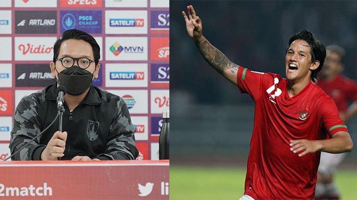 Bantah Incar Eks PSS Sleman Irfan Bachdim, Manajemen Persis Solo Tegaskan Itu Hanya Sebatas Rumor