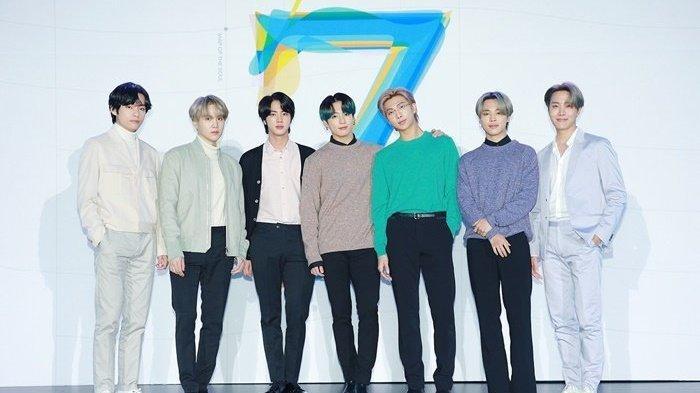 Bisakah BTS Kembali Duduki Puncak Billboard 200 Lewat Album Map of the Soul: 7?
