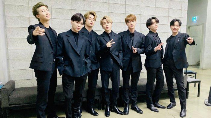 Pesan Menyentuh BTS untuk ARMY setelah Gagal Raih Grammy Awards: Kalian Semua adalah Hadiah Kami
