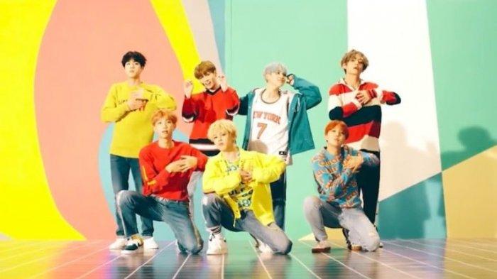 Lewat 'DNA', BTS Jadi Boy Group Korea Pertama dengan Video Musik Ditonton Lebih dari 1 Miliar Kali