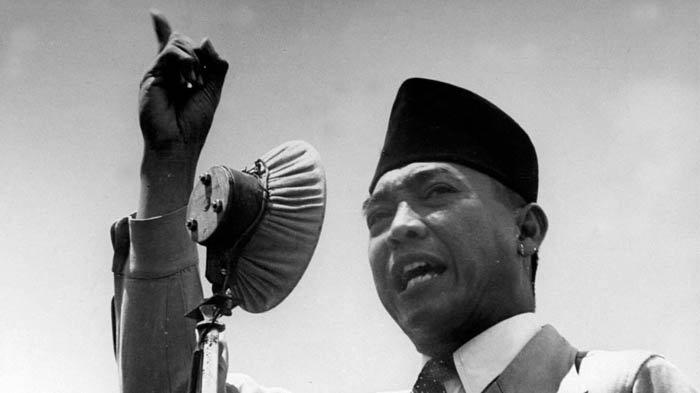 Kalimat Perjuangan dari Bung Karno untuk HUT ke-75 RI, Bisa Dibagikan di WhatsApp, Instagram, FB