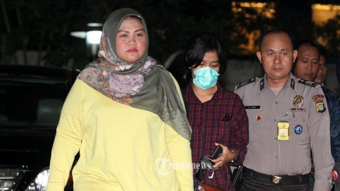 Sehari setelah Ditangkap KPK, Bupati Bekasi Neneng Hassanah Mengaku tengah Hamil 3 Bulan