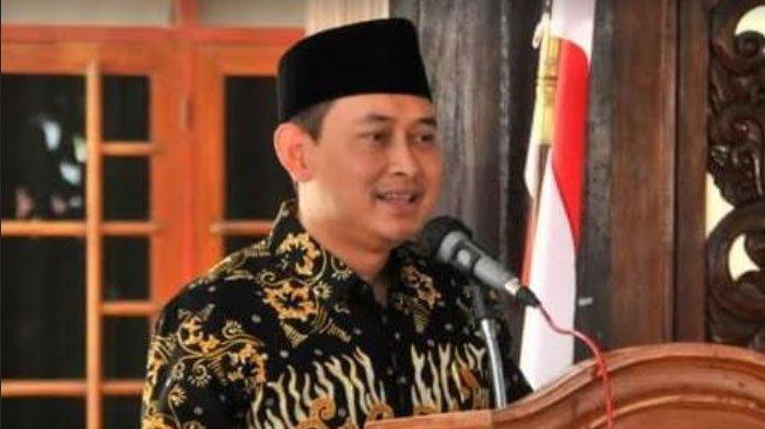 Bupati Nganjuk Novi Rahman Hidayat.
