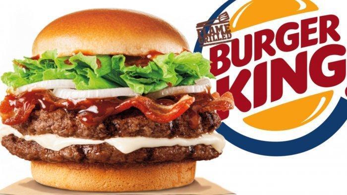 Promo Burger King Rp20 Ribu Dapat 2 Menu Apa Saja! Cek Syarat dan Ketentuannya