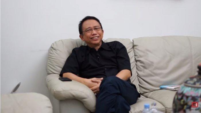 Marzuki Alie Berikan Pesan ke Bambang Widjojanto yang Sebut Pemerintah Jokowi Brutal soal Demokrat