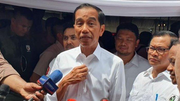 Reaksi Jokowi soal Kubu Prabowo yang Enggan Ajukan Gugatan Hasil Pilpres ke MK: Jangan Aneh-aneh Lah