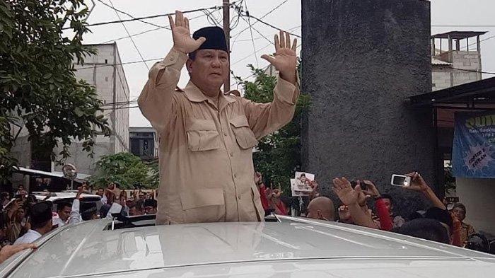 Terkait Isu Prabowo Didukung 'ISIS', Priyo Budi: Kok Tega-teganya?