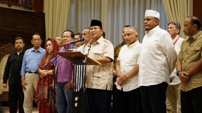 Singgung Gugatan BPN Prabowo-Sandi, MK: Harus Bisa Dibuktikan, Tak Bisa hanya Klaim dan Asumsi