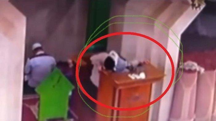 Innalillahi Wainna Ilaihi Rojiun, Ustaz Rudding Emmang Meninggal saat Ceramah, Jatuh setelah Berdoa